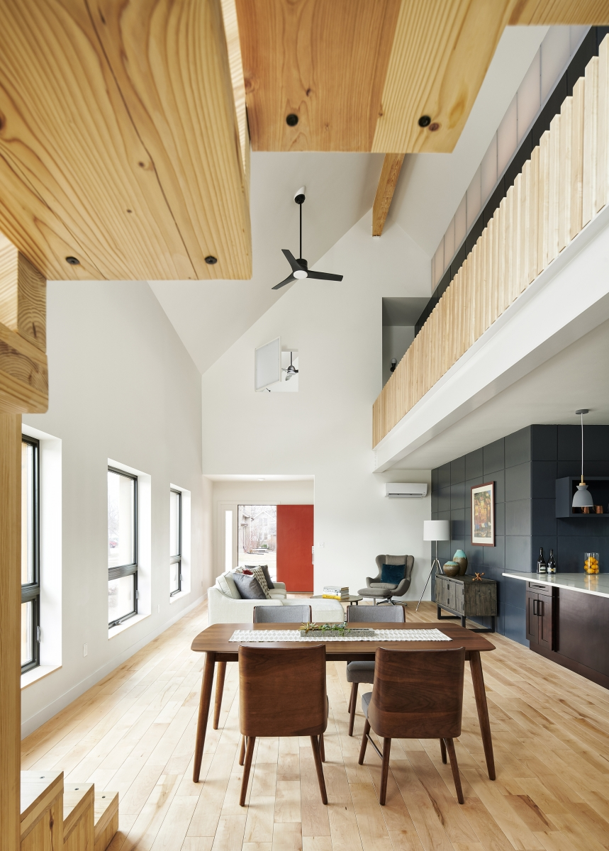 PASSIVE HOUSE (South Dakota State University/Architecture)