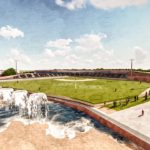 Ball Park at Falls Park (Rendering by CO-OP Architecture)