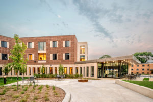Northern State University Residence Halls, Aberdeen, S.D., CO-OP Architecture, photos by Spencer Sommers (Architecture)