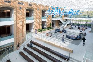 Sanford Health Imagenetics, Sioux Falls, S.D., Koch Hazard Architects, photos by Dan Schwalm (Architecture)
