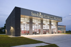 Brookings South Main Fire Station, Brookings, S.D., JLG Architects, photos by Cipher Imaging (Architecture)