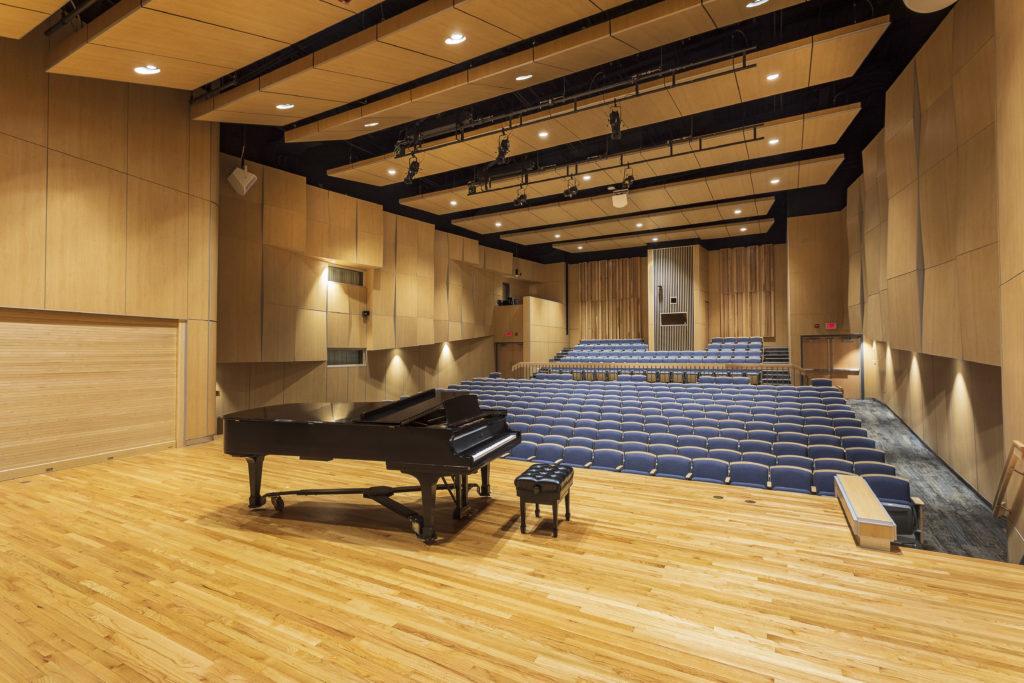 Hamre Recital Hall, Augustana