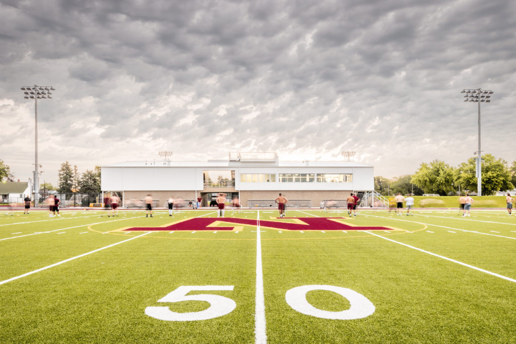 Northern State Athletic Fields